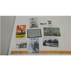 WORLD WAR 2 PICTURES, ASSORTED OTHERS