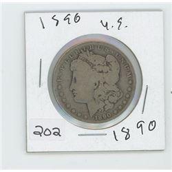 1890 USA ONE DOLLAR