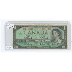 1967 CANADA $1.00