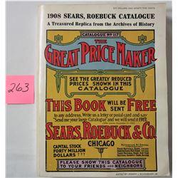 "1971 ""1908"" Sears reproduction catalogue"