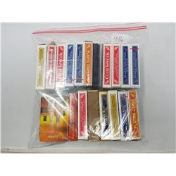 LARGE BAG OF PLAYING CARDS