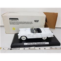 Ford Thunderbird 1:24 scale