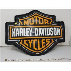 "Harley Davidson cushion- 20"""