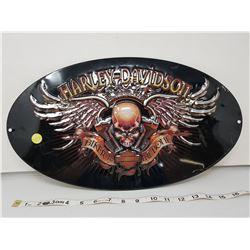 """Harley Davidson sign - 18"""""""