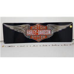 """Harley Davidson sign - 24"""""""
