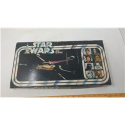 1977 STAR WARS ESCAPE FROM DEATH STAR BOARD GAME