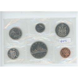 1969 CANADIAN UNCIRCULATED COIN SET