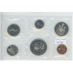 1974 CANADIAN UNCIRCULATED COIN SET