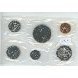 1978 CANADIAN UNCIRCULATED COIN SET