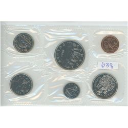 1983 CANADIAN UNCIRCULATED COIN SET