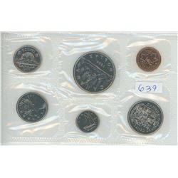 1984 CANADIAN UNCIRCULATED COIN SET