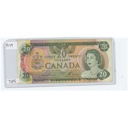 1969 CANADA $20.00