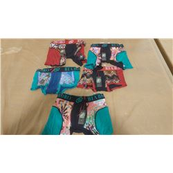 LOT OF FIVE PAIRS OF UNDERWEAR (SMALL)