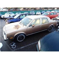 1981 Buick Skylark