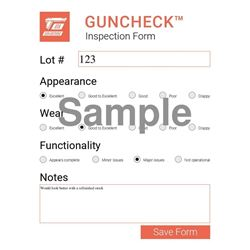About GUNCHECK (Trademarked)