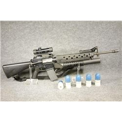 Colt M16 with Grenade Launcher. DO NOT BID HERE