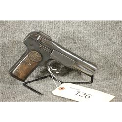 PROHIBITED Browning 1900