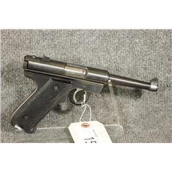 RESTRICTED Ruger Mark 1