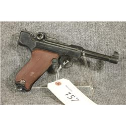 RESTRICTED Erma Luger Style 22