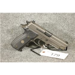 RESTRICTED Sig Sauer P226