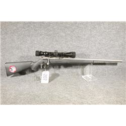 Stainless Savage 22 Magnum
