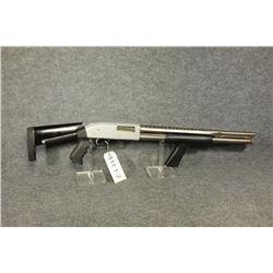 Stainless Tactical Pump Gun