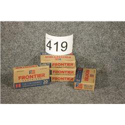 Frontier  5.56 NATO 68GR BTHP MATCH