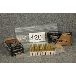 357 Magnum 158 GR. JHP Blazer Brass