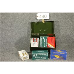 Assorted 38 Special Ammo