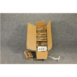 Winchester 9mm Luger FMJ Ammo