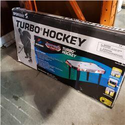 SPORT CRAFT TURBO HOCKEY AIR HOCKEY TABLE IN BOX