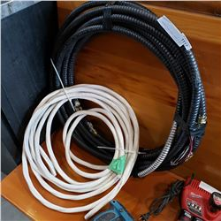 50FT 3 PHASE CABLE AND 6 GAUGE