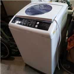 INSIGNIA APPARTMENT SIZED WASHER - AS IS NOT WORKING