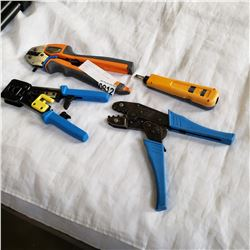 4 ELECTRICAL TOOLS INCLUDING FLUKE