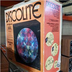 VINTAGE DISCOLITE LIGHT MODULTOR BY REALISTIC MODEL 63-8003 IN ORIGINAL BOX