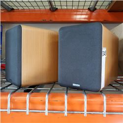 PAIR OF DENON SC-M53 SPEAKERS