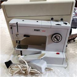 PFAFF 1222 SEWING MACHINE