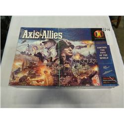 AXIS AND ALLIES GAMES