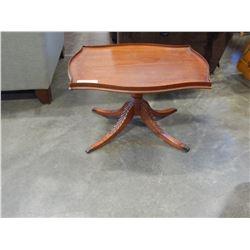 ANTIQUE DUNCAN PHYFE PARLOUR TABLE DIEL CRAFT