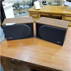 PAIR OF BOSE 2.2 SERIES 2 DIRECT REFLECTING SPEAKERS