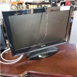 "TOSHIBA 22"" LCD TV"