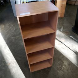 SMALL MAPLE BOOKSHELF