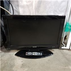 "SHARP 26"" TV"