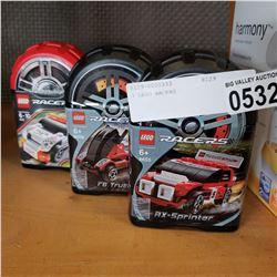 3 LEGO RACERS