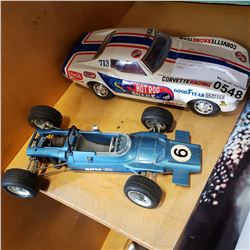 SHUCO AND OTHER FRICTION TOY CARS
