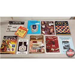 Books & Patterns (10) Variety