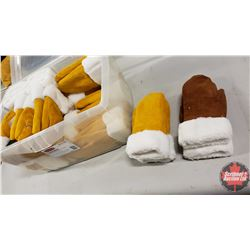 CHOICE OF 6 TOTE LOTS: Variety Mittens (15 Pairs per Tote)