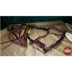 Halters (2): Figure 8 Foal & Yearling