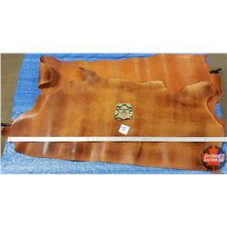 """LEATHER BUNDLE #6: Russet (2 Sides) 9 oz """"Hermann Oak Leather"""""""