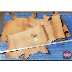 LEATHER BUNDLE #5: Weaver Leather Ostrich Point (5 Pieces) 7 - 8 oz